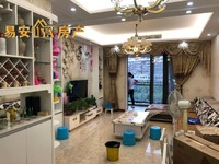 出售滨江国际优质房源三室两厅、106平米、92.8万、楼层好、户型好、采光好