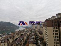 滨江新城B区 3室2厅1卫的毛坯 56.8万 喜欢那种风格就装那种风格