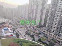 滨江国际,品质小区,拥有大阳台 精装修2室2厅1卫76平米 周围商业圈成熟