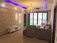 出售 滨江新城 精装4室大户型,家具齐全,户型周正,看湖看江,楼层好.