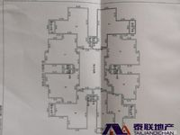 滨江新城B区 100平精装3房带露台 售价76.8万