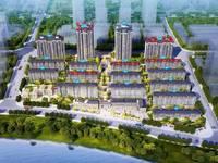 出售金科海成集美江畔3室2厅2卫100平米62万住宅
