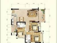 出租滨湖上院3室2厅2卫109平米800元/月住宅